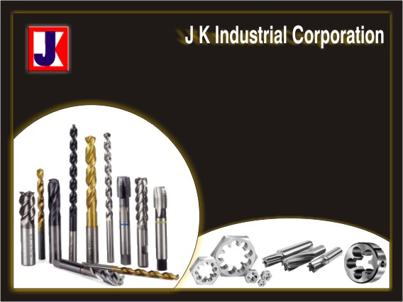 J.K. Industrial Corporation, one of the leading manufacturers and exporters of Cutting Tools, Threading Tools, Industrial Blades, Machine Tools, Measuring Equipments, Rice mill Equipments, Lubrication Equipments and Fasteners has elevated the standard of excellence with its quality products.